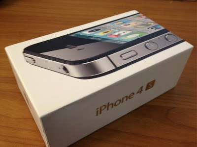 image iphone4s package